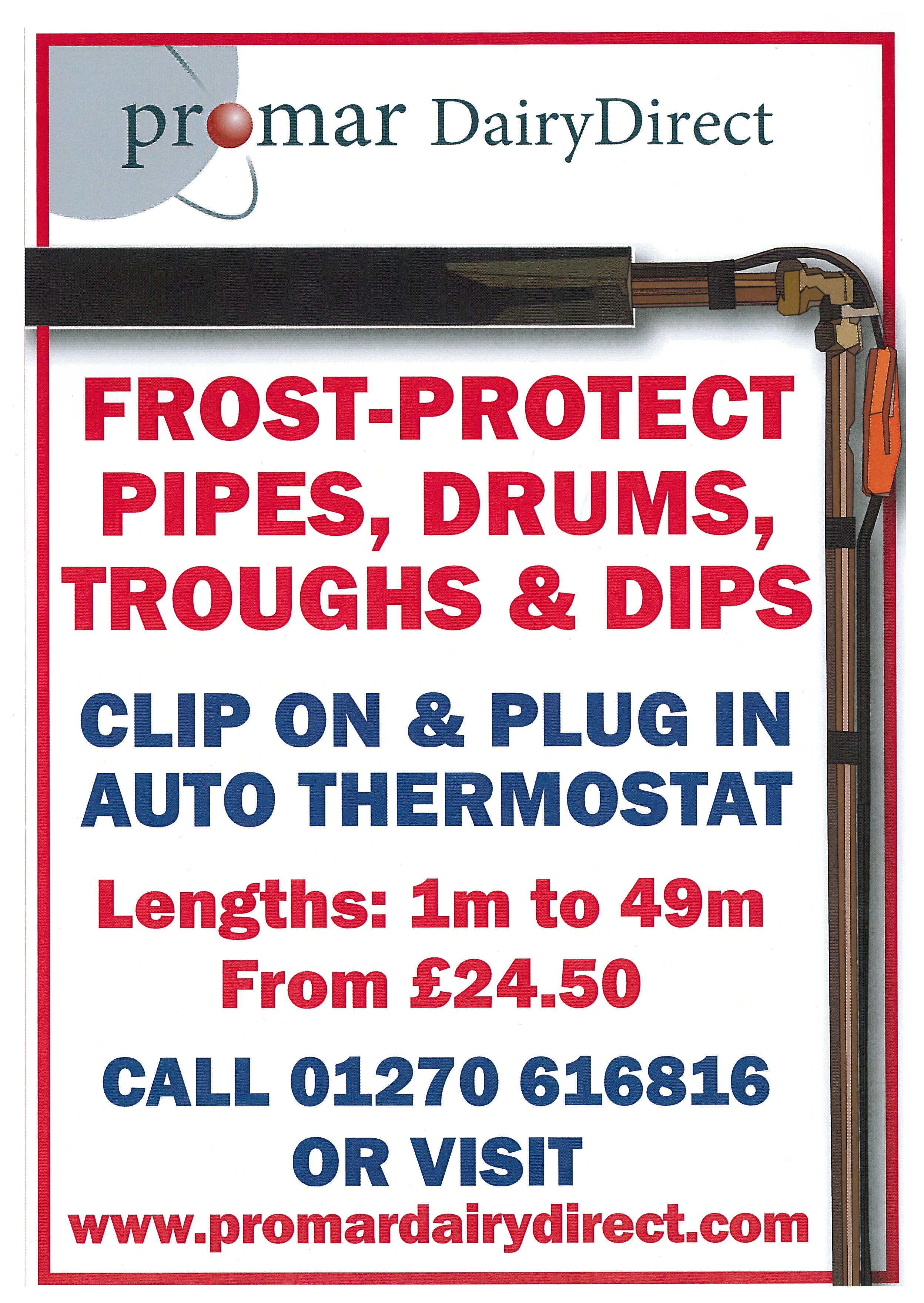 Frost Prevention Kit